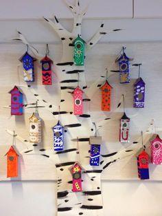 Easter Crafts For Kids, Preschool Crafts, Diy For Kids, Spring Art, Spring Crafts, Diy Arts And Crafts, Paper Crafts, Art Classroom, Art Plastique