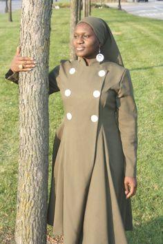 Nation Of Islam Women | Nation of Islam Women and Girls in Beautifully Dressed