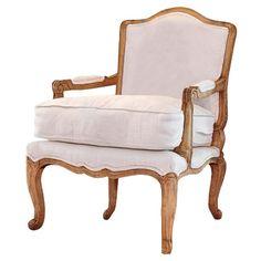 Zauberhafter Sessel im Rokoko-Stil für Dein stilvoll eingerichtetes Zuhause. Er macht in jedem Raum eine tolle Figur. ♥ ab 598,00 €