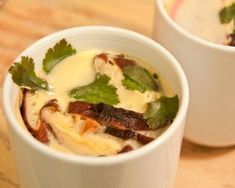 This savory Japanese egg custard is the perfect comfort food for cold winter nights. Although the dish is traditionally made with gingko nuts and mitsuba, home cooks can toss in any of their favorite ingredients. In this recipe, I added shrimp and kamaboko, a fish cake with a bright pink lining. You can also substitute it with bite-sized pieces of chicken, or even crab meat. Click here to see What are Heirloom Eggs?