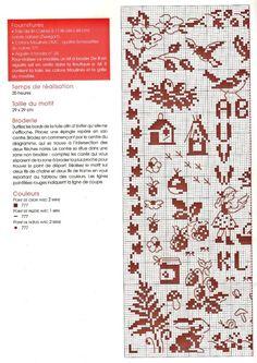 Gallery.ru / Фото #38 - DFEA HS 18 Tout en Rouge. - fialka53
