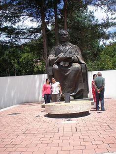 Viaje de los miembros de la Fundación a Guelatao de Juárez, Oaxaca