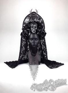 Miss G Designs Dark Goddess - Miss G Designs