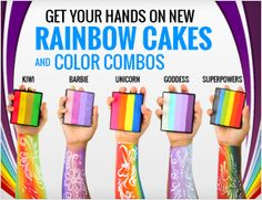 Face Painting   Body Painting   Airbrush Supplies   Arty Brush Cakes   Rainbow Cakes   Clown Supplies   Silly Farm Supplies Inc.