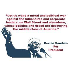 A true labor friendly presidential candidate #BernieSanders2016 @BernieSanders @steelworkers @MollieRelihan
