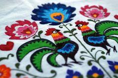 #DIY #Tshirt #Polish #folklore #handmade