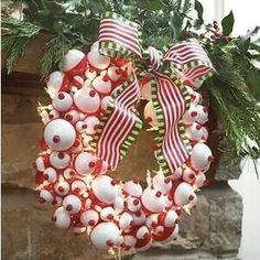 Wreath made for the fisherman in your life