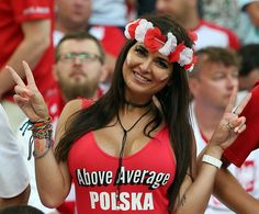 #EURO2016 Poland fan looks on during the UEFA Euro 2016 Quarter Final match between Poland and Portugal at Stade Velodrome on June 30 2016 in Marseille France