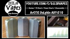 Arctic Dolphin ADT-210 TC Review + TC Charts + Power Charts + Disassembl...