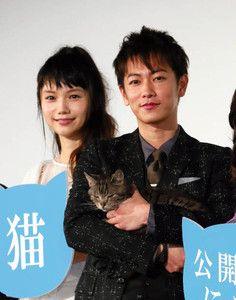 佐藤健、猫よりも多いNG 映画「世界から猫が消えたなら」舞台あいさつ:芸能・社会:中日スポーツ(CHUNICHI Web)