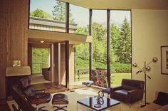 Salt Lake Mid Century Modern Home for Sale | Ed Dreier. #saltlakecity #cityhomeCOLLECTIVE #midcenturymodern