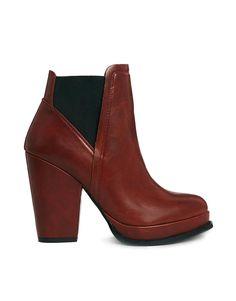 ASOS   ASOS – EMPIRE – Chelsea Ankle Boots bei ASOS