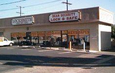 Our first gun safe showroom still up and running in Arleta, CA in the San Fernando Valley.