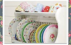 our house is probably going to be dedicated to cath kidston! :)