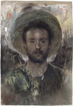 Antonio Mancini · Autoritratto · 1883 · Philadelphia Museum of Art