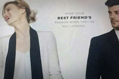 The ad that was suggestive of rape was inexcusable. Bloomingdale's response wasn't much better.