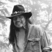 Ernie Lossiah | Cherokee flute maker | Cherokee musician #wncmusic