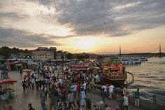 Istambul, com os cinco sentidos: Alegrar-te-ás por ir…e desejarás voltar