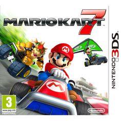Nintendo 3DS Mario Kart 7 #singapore Order online www.infinitzcomputeronlinestore.com