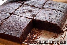 W mojej holenderskiej kuchni: Oszukane brownie