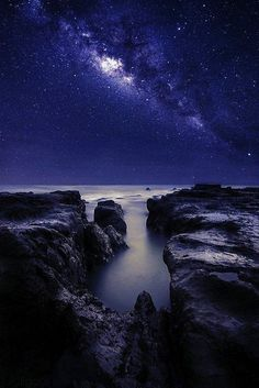 Night Sky: Milky Way by Luis Figuer Costa Rican Pacific Beautiful Sky, Beautiful Landscapes, Beautiful Places, Beautiful Pictures, Beautiful Scenery, Landscape Photography Tips, Night Photography, Nature Photography, Photography Backgrounds