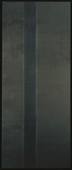 Abraham by Barnett Newman