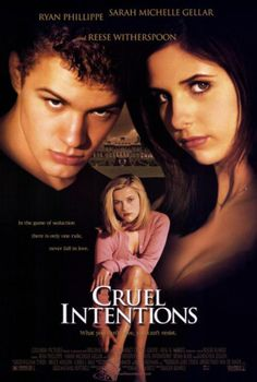 Cruel Intentions Roger Kumble con Sarah Michelle Gellar, Reese Witherspoon, Ryan Phillippe y Selma Blair 90s Movies, Hindi Movies, Great Movies, Movies To Watch, Movies Free, Sarah Michelle Gellar, See Movie, Movie Tv, Ryan Phillippe