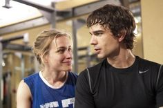 Annie and Auggie from Covert Affairs