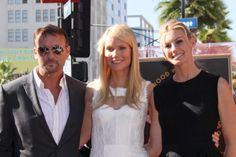 Gwyneth Paltrow receives her star!