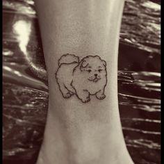 5726bd945b7  chowchow  tatuagemfeminina  dogtattoo contato danielnovais.com 21  3273-8493 Inspiração