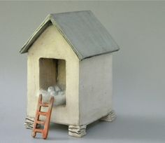 Tracey Broome Pottery                                                                                                                                                                                 Mais