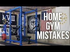 Biggest Home Gym gym exercise abs keep fit strength dumbbells health fitness gym bunny cardio healthy training motivation gym life fit muscle bodybuilding workout Mistakes I Made Crossfit Home Gym, Home Gym Reviews, Rich Froning, Building A Home Gym, Powerlifting Gym, Architecture Design, Home Gym Garage, Gym Images, Home Gym Equipment