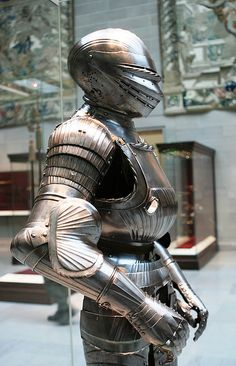 Armour in Cleveland Museum of Art