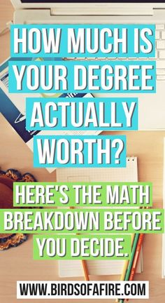 How To Quantify Your College Degree & Take On Less Student Loans! Ways To Save Money, Money Saving Tips, How To Make Money, Managing Money, Money Tips, Finance Degree, Finance Tips, Financial Success, Early Retirement