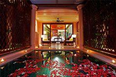 Honeymoon Romance in Phuket #Thailand at Centara Grand Beach Resort