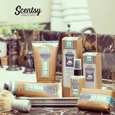 Scentsy Groom Mens Line