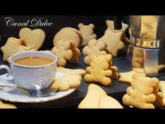 GALLETAS DE MANTEQUILLA RICAS RICAS RECETA MUY FÁCIL - YouTube Mantecaditos, Biscuits, Cookie Desserts, Make It Yourself, Cookies, Cami, Cupcakes, Food, Youtube