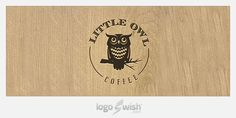 Little Owl Coffee by Draward Logo Inspiration Gallery