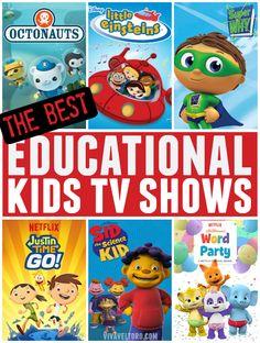 kids tv shows