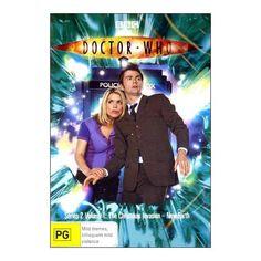 Doctor Who Series 2 Volume 1 DVD  Second Season - Aus R4 - David Tennant Dr Who