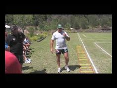 Rugby Training Drills - Plyometrics/Speed Agility