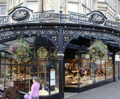 Betty's Cafe Tea Rooms, London