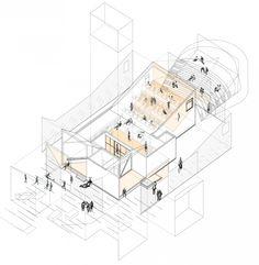Biblioteca+Casa+de+las+Ideas+/+CROstudio