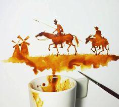 Wonderful Micro Art by Turkish Artist Hasan Kale https://www.facebook.com/VisualWork/photos/?tab=album&album_id=629765890526261