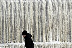 18 Jaw Dropping Photos Of Europe's Deadly Winter