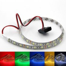 5050 Smd Flexible Led Strip Light 12v Dc Background Pc Computer Case Adhesive Strip Light Waterproo Flexible Led Strip Lights Led Strip Lighting Strip Lighting