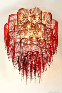 Lovely PROTEA SUSPENDED An Iconic Chandelier In The Form Of South Africau0027s  National Flower The U0027Protea Amazing Pictures