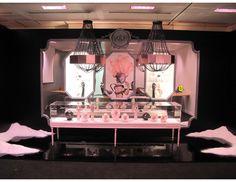 Viktor & Rolf Fowerbomb Fragrance Launch by Elemental Design.