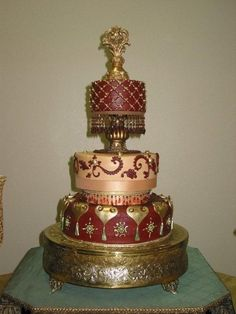 Moroccan Cake...