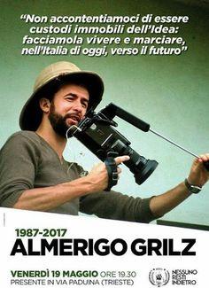AVANGUARDIA NAZIONALE BERGAMO: ALMERIGO GRILZ . NUNC ET SEMPER